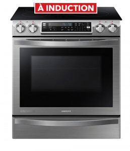 Cuisinière | SAMSUNG induction | CHEF COLLECTION