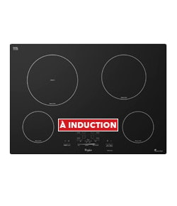 Surface de cuisson | WHIRLPOOL induction