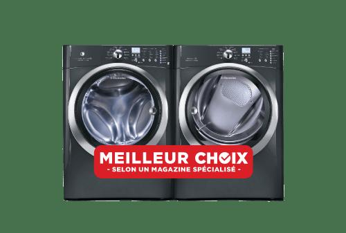 Laveuse / Sécheuse   ÉLECTROLUX