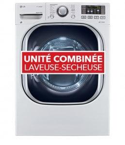 Laveuse / Sécheuse | LG | COMBINÉ