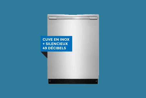 Lave-vaisselle   FRIGIDAIRE PRO 49 dB