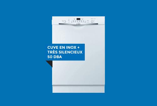 Lave-vaisselle | BOSCH ASCENTA 50 dB