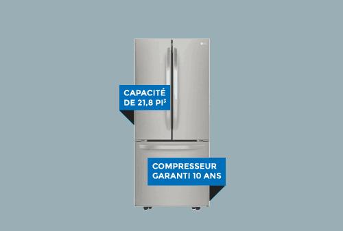 Réfrigérateur   LG