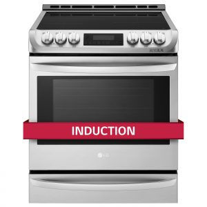 Cuisinière à induction | LG