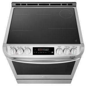 Cuisinière à induction| LG