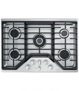 Surface de cuisson au gaz